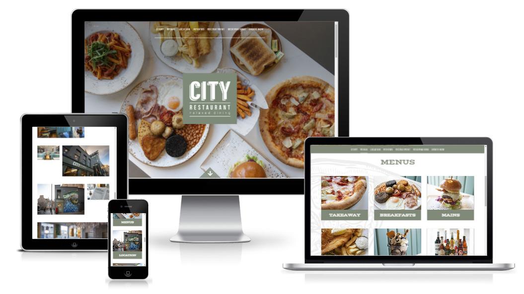 The City Restaurant Edinburgh