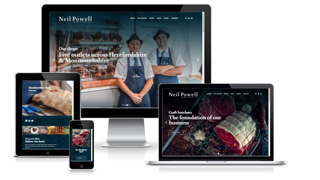 Neil Powell Master Butchers