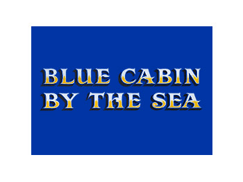 Blue Cabin by the Sea